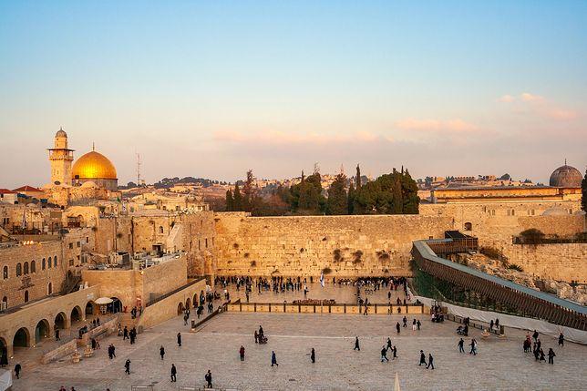 Izrael. Pasażerowie dojadą pociągiem do Ściany Płaczu