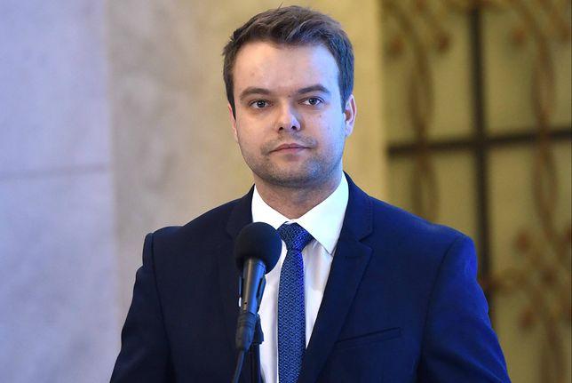 Rafał Bochenek: absurdalne zarzuty opozycji