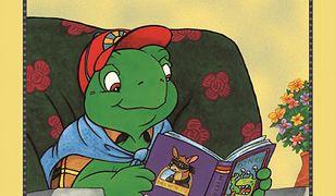 Czytamy z Franklinem. Franklin czyta kolegom