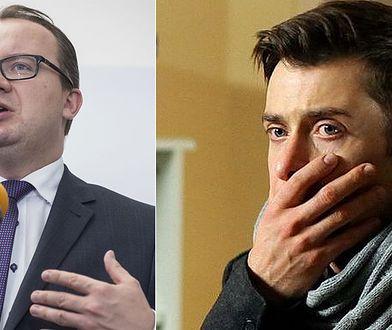 Adam Bodnar, Rzecznik Praw Obywatelskich od 2015 r., komplementuje zachowanie Kacpra Kuszewskiego