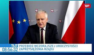 Mateusz Morawiecki będzie rządził Jarosławem Kaczyńskim? Dosadna odpowiedź Jarosława Gowina
