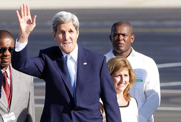 John Kerry przybył do Hawany na otwarcie ambasady USA