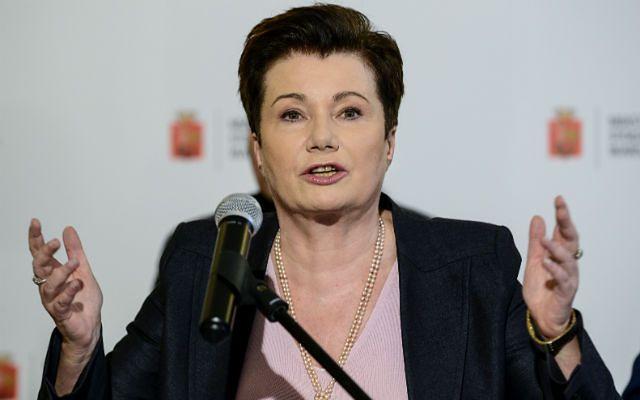 Gronkiewicz-Waltz: nawet Orban zagłosuje na Tuska