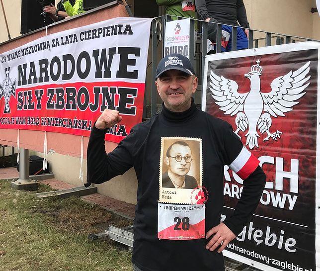 Wybory do PE 2019. Jerzy Janoska wieszał na szubienicach portrety polityków PO. Teraz kandyduje