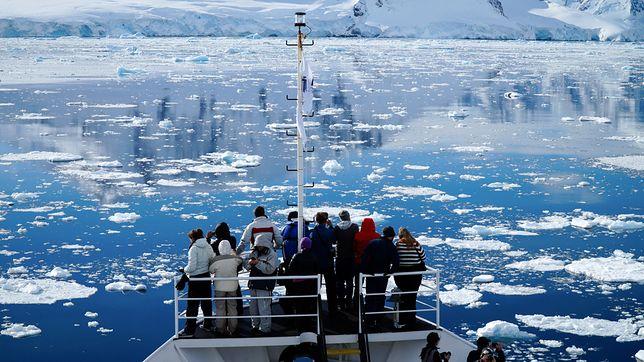 Antarktyka. Najdziksze miejsce na ziemi
