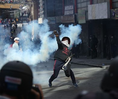 Od początku protestów zginęły co najmniej 23 osoby