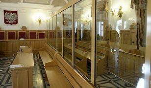 Sala Sądu Okręgowego w Rzeszowie, w której odbyła się sprawa z udziałem Mariusza T.