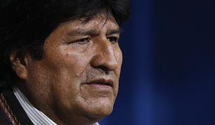Boliwia. Prezydent Evo Morales rezygnuje z urzędu