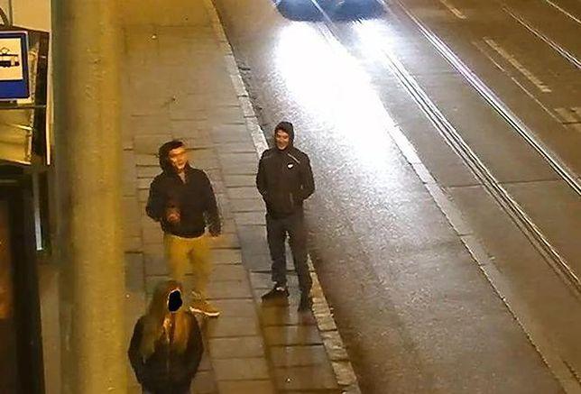 Łódź. Troje młodych przestępców okradło kobietę. Trwają poszukiwania