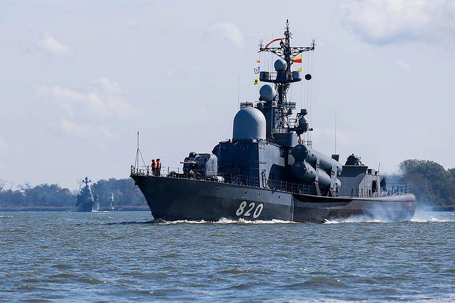 Rosyjska flota na Bałtyku nie stanowi zagrożenia dla państw NATO