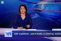"""""""Papież cynicznie oszukany"""". """"Wiadomości"""" TVP bronią kultu Jana Pawła II ws. pedofilii"""