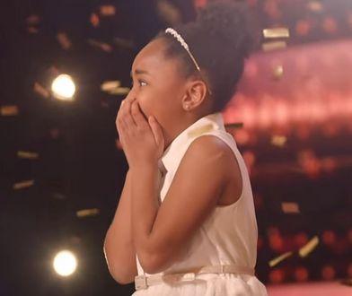 """9-letnia wokalistka zachwyciła jurorów """"Mam talent"""""""