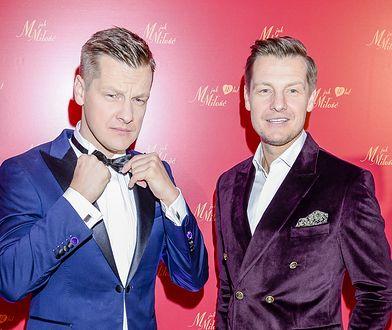 Marcin i Rafał Mroczek nie marzyli o karierze aktorskiej