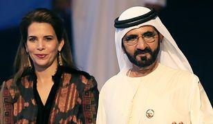 Władca Dubaju obraża żonę w wierszu. Ludzie proszą, żeby wróciła po córkę