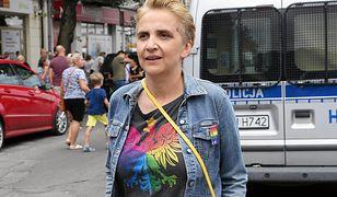"""Joanna Scheuring-Wielgus i Marsz Równości w Płocku. """"Dostałyśmy jajkiem"""""""