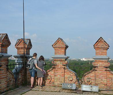 Z Wieży Wjazdowej roztacza się widok na całą panoramę Łucka