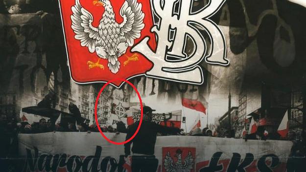"""Łódzka prokuratura umarza śledztwo w sprawie kalendarza z celtyckim krzyżem i """"White Pride"""". """"Promuje sport"""""""
