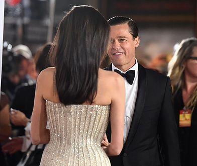 Angelina Jolie i Brad Pitt wciąż razem na festiwalu filmowym w 2015 roku