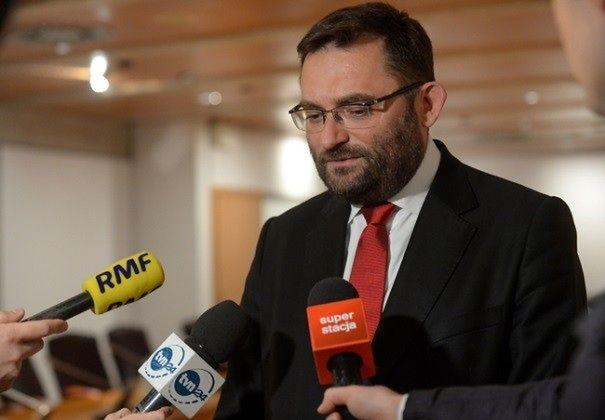 CBA zatrzymało prezesa warszawskiej Giełdy Papierów Wartościowych