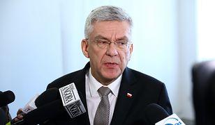 """Odpowiedź z Senatu na słowa Stanisława Karczewskiego o """"bardzo agresywnych atakach na PiS"""""""