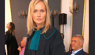 Żona Giertycha wkracza do gry. Będzie pracowała w jego kancelarii