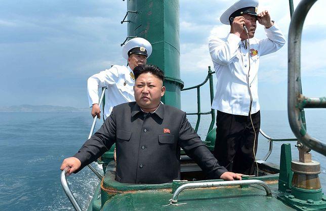 Amerykanie ostrzegają: reżim Kima wystrzeli rakietę