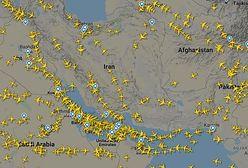 Lot nad Iranem? Są linie, które się nie boją. Sprawdzamy, co może zrobić klient