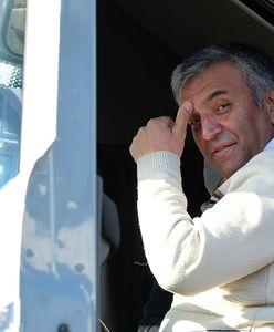 Kierowca z Iranu już w domu. Fardin dotarł do ojczyzny
