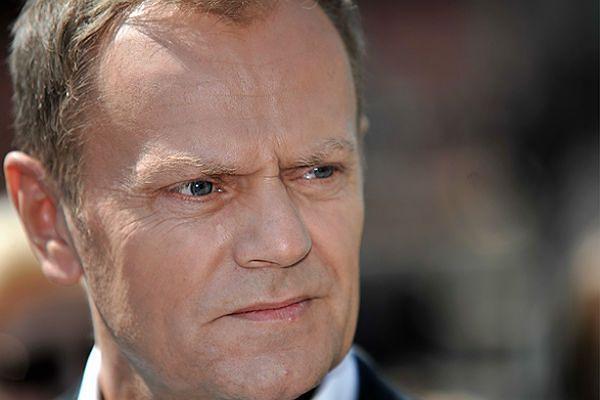 Donald Tusk: celem związkowców - obalenie rządu