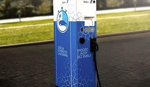 BMW uruchomiło w Warszawie punkt szybkiego ładowania aut elektrycznych