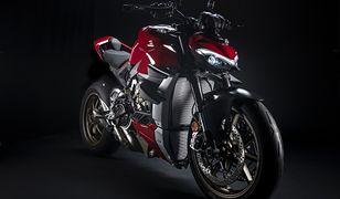 Debiutuje zestaw części Ducati Performance dla Streetfightera V4