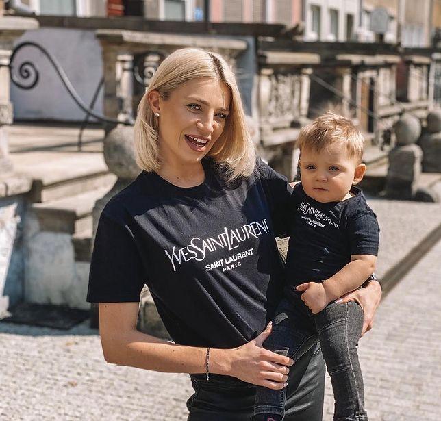 Martyna Gliwińska zdradziła, ile przytyła w ciąży