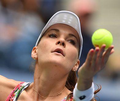 Podczas turnieju w Connecticut, Agnieszka Radwańska nie straciła seta ani razu