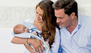 Księżniczka Madeleine pokazała zdjęcia swojego maleńkiego syna