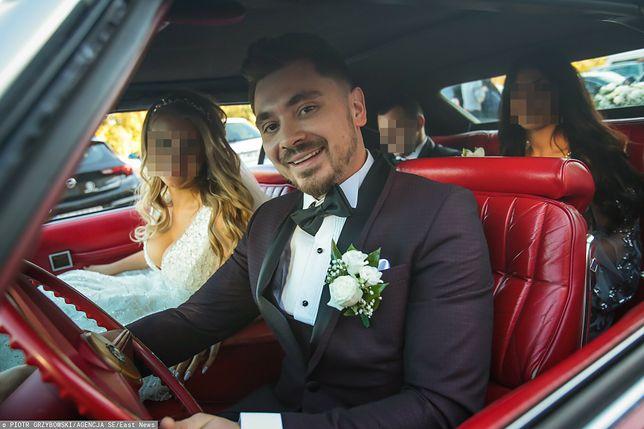 Daniel Martyniuk pokazał samochód ze ślubu. Luksusowe auto można wynająć. Za ile?