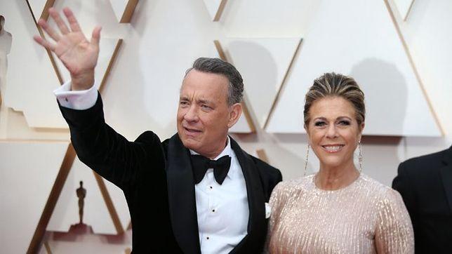 Tom Hanks i Rita Wilson zostali obywatelami Grecji! Otrzymali paszportu od premiera