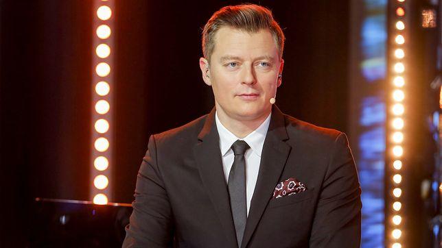 Rafał Brzozowski ma na policzku bliznę po wypadku z dzieciństwa