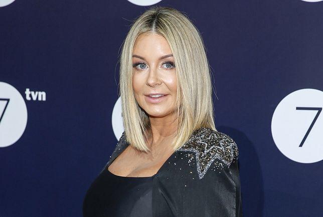 Małgorzata Rozenek pochwaliła się nowym kolorem włosów