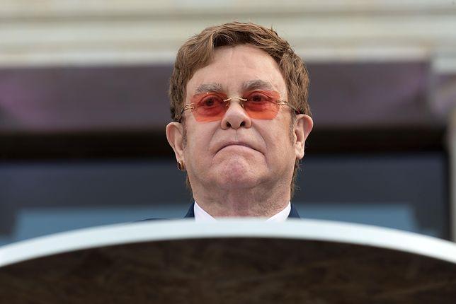 Elton John był bliski śmierci. Zdradził szczegóły poważnej choroby