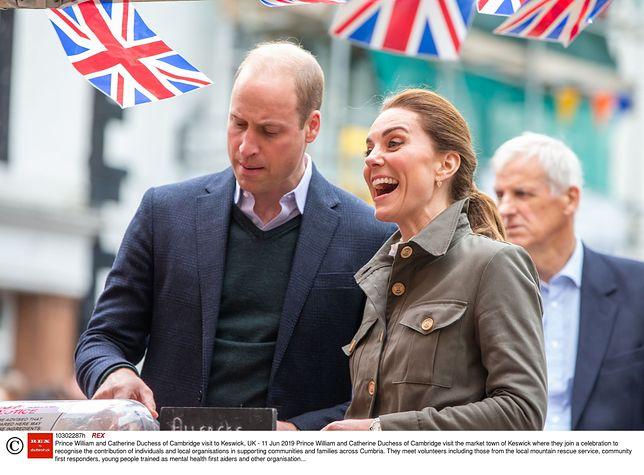 Księżna Kate i książę William atakowani przez obrońców praw zwierząt. Wystarczyło kilka zdjęć