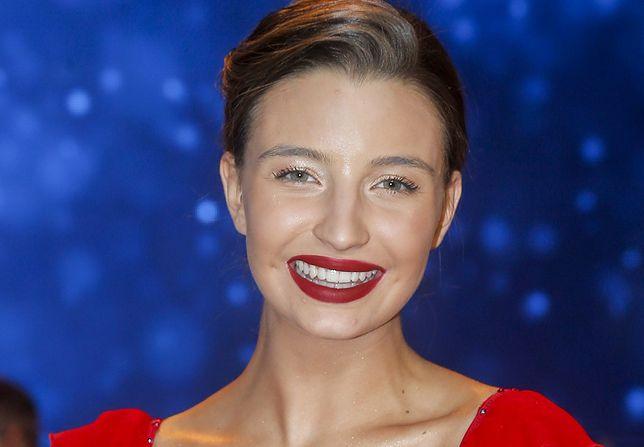 Julia Wieniawa pokazała, jakie ćwiczenia wykonuje