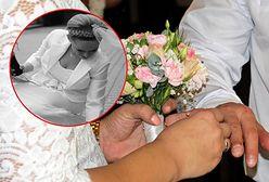 """Do ślubu poszły w sukience z lumpeksu. """"Gdybym zobaczyła ją w salonie, także byłaby moja"""""""