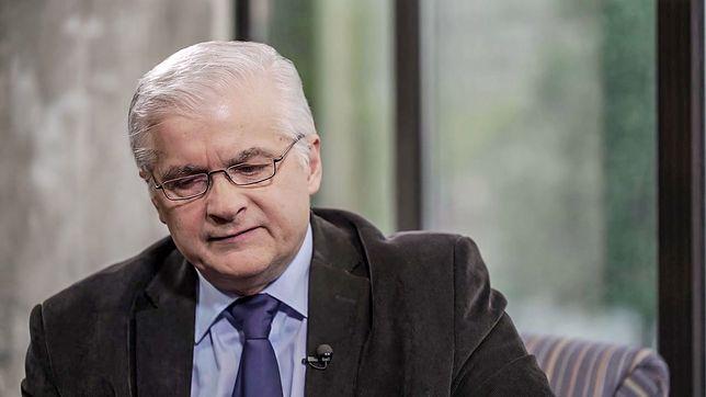 Włodzimierz Cimoszewicz wyjaśnił, dlaczego nikt poza Łukaszem Piebiakiem nie poniósł konsekwencji za aferę hejterską
