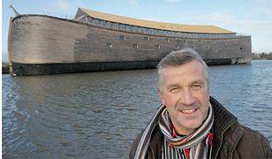 Holender, Johan Huibers planuje dotrzeć arką do Izraela