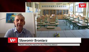 Matura 2020. Sławomir Broniarz: resort edukacji nie kosultuje się z ZNP