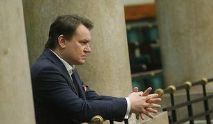 Dominik Tarczyński skomentował zatrzymania aktywistów LGBT