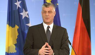 Prezydent Kosowa Hashim Thaci nie rozmawiał z przywódcą Serbii o korekcie granic