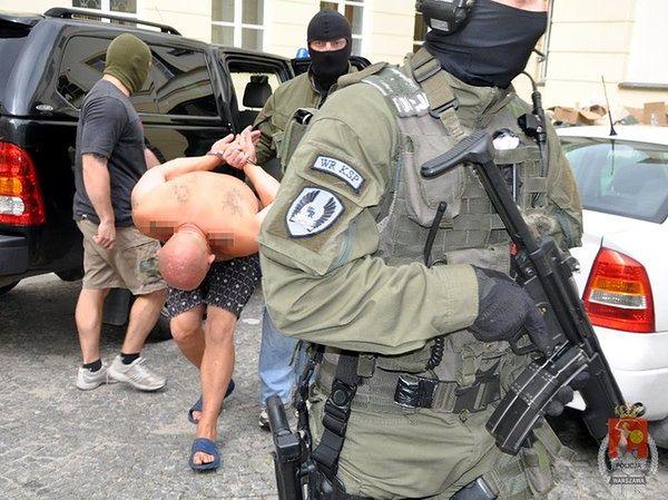Mieszkaniec Wilanowa porwany dla okupu. Sprawcy za kratami