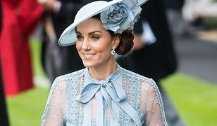 Ceramiczna figurka Kate Middleton