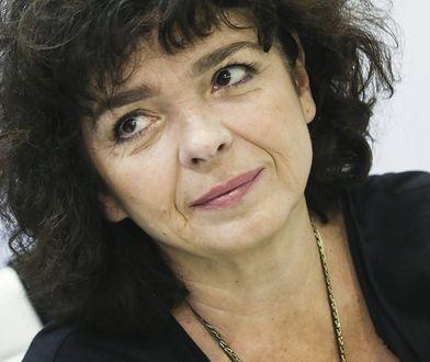 """Katarzyna Grochola w """"Prologu"""": """"Ofiara gwałtu ma siedzieć cicho"""""""